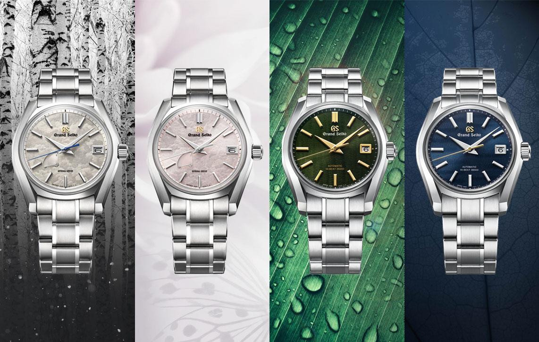 Grand Seiko 24 Seasons watches