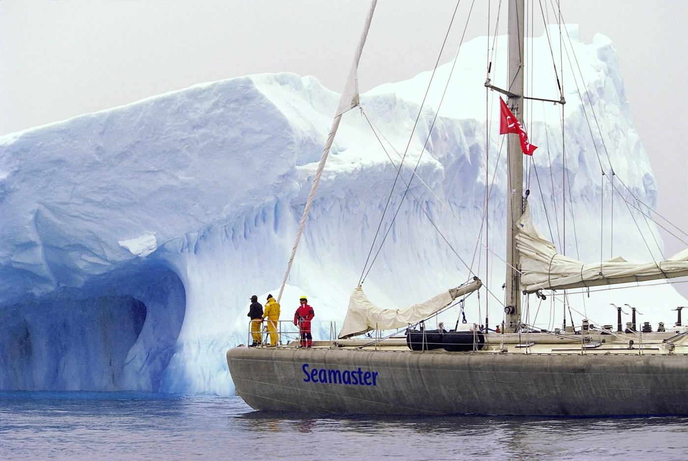 Peter Blake Seamaster ship