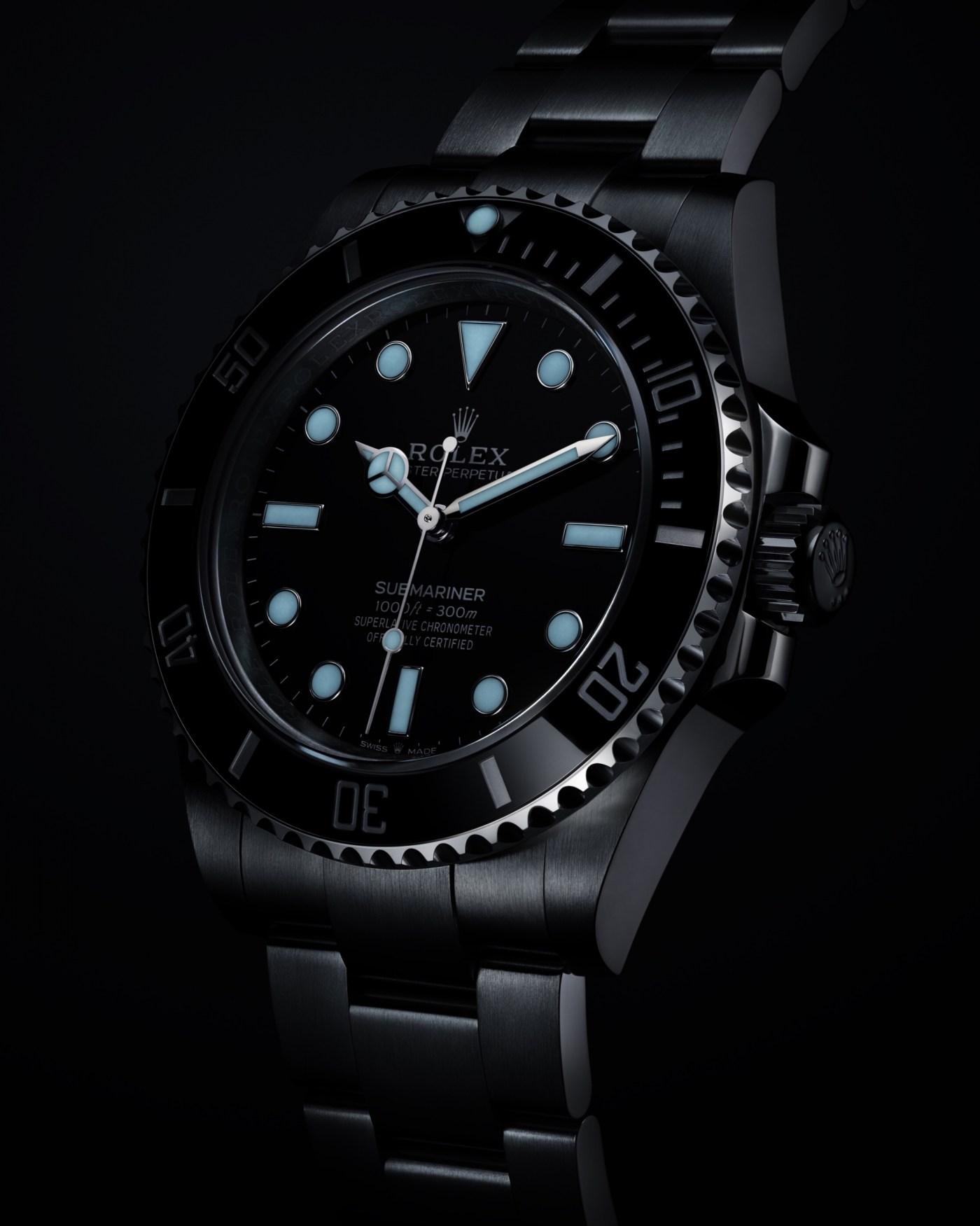 2020 Submariner Chromalight lume