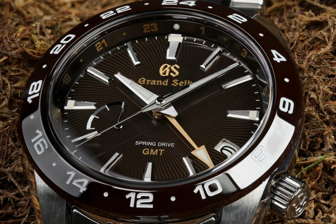 Grand Seiko GMT Spring Drive US Limited Edition SBGE263