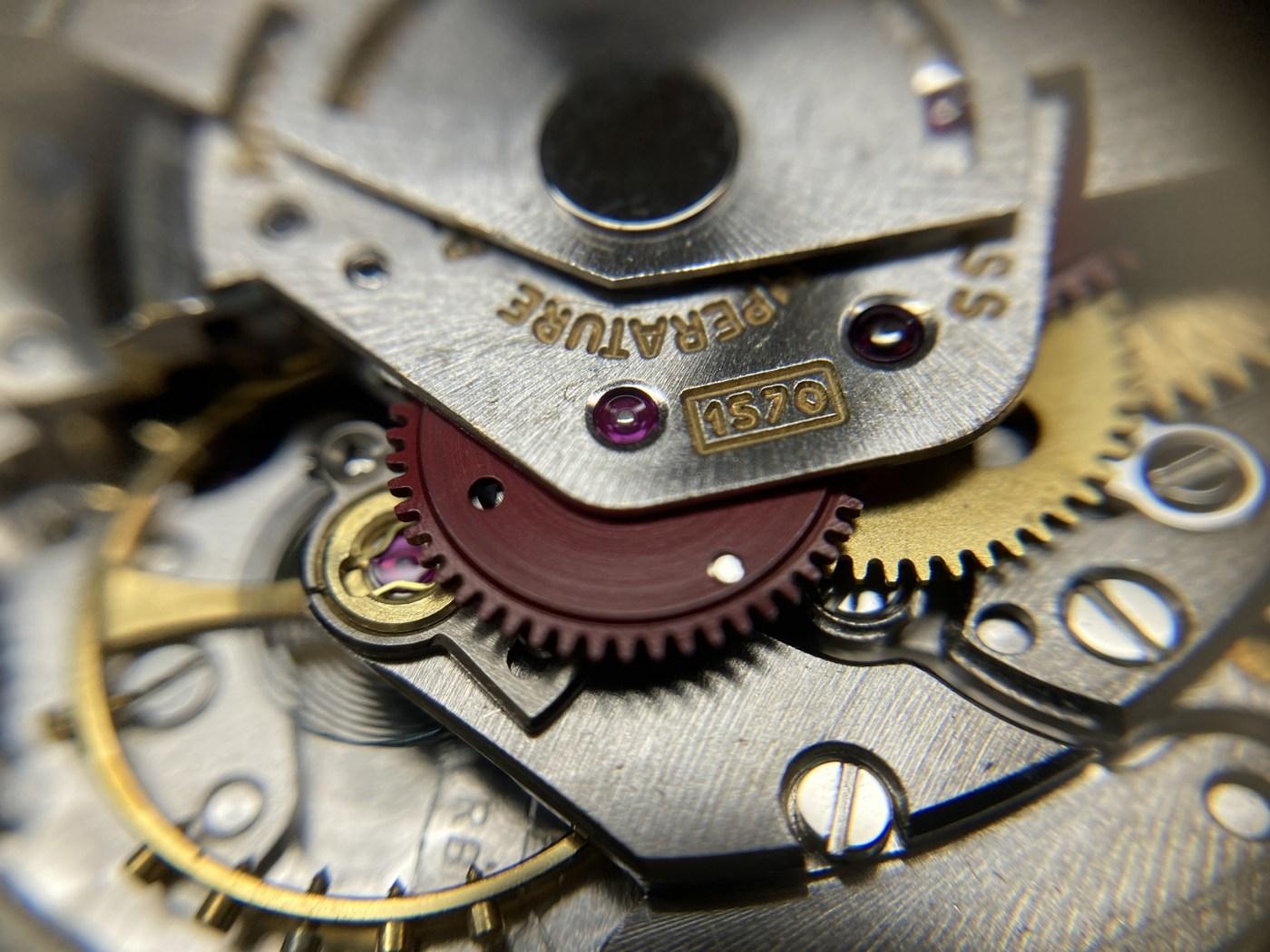 Rolex caliber 1575
