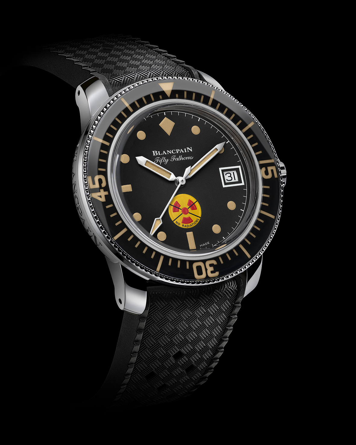 Blancpain Tribute to Fifty Fathoms No Radiations