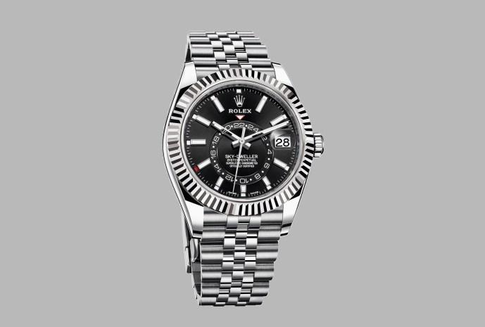 2021 Rolex Sky-Dweller on Jubilee bracelet Ref. 326934