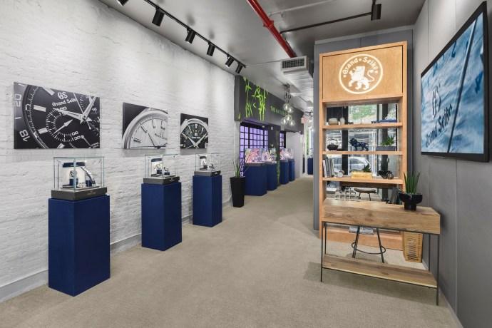 Grand Seiko SoHo Store 2021