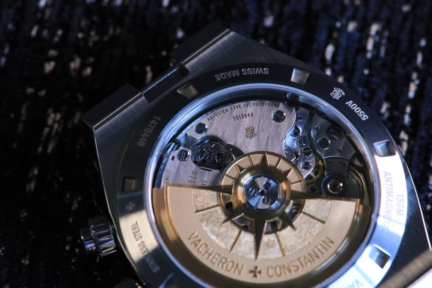 Vacheron Constantin Overseas Chronograph Ref. 5500V/110A-B481