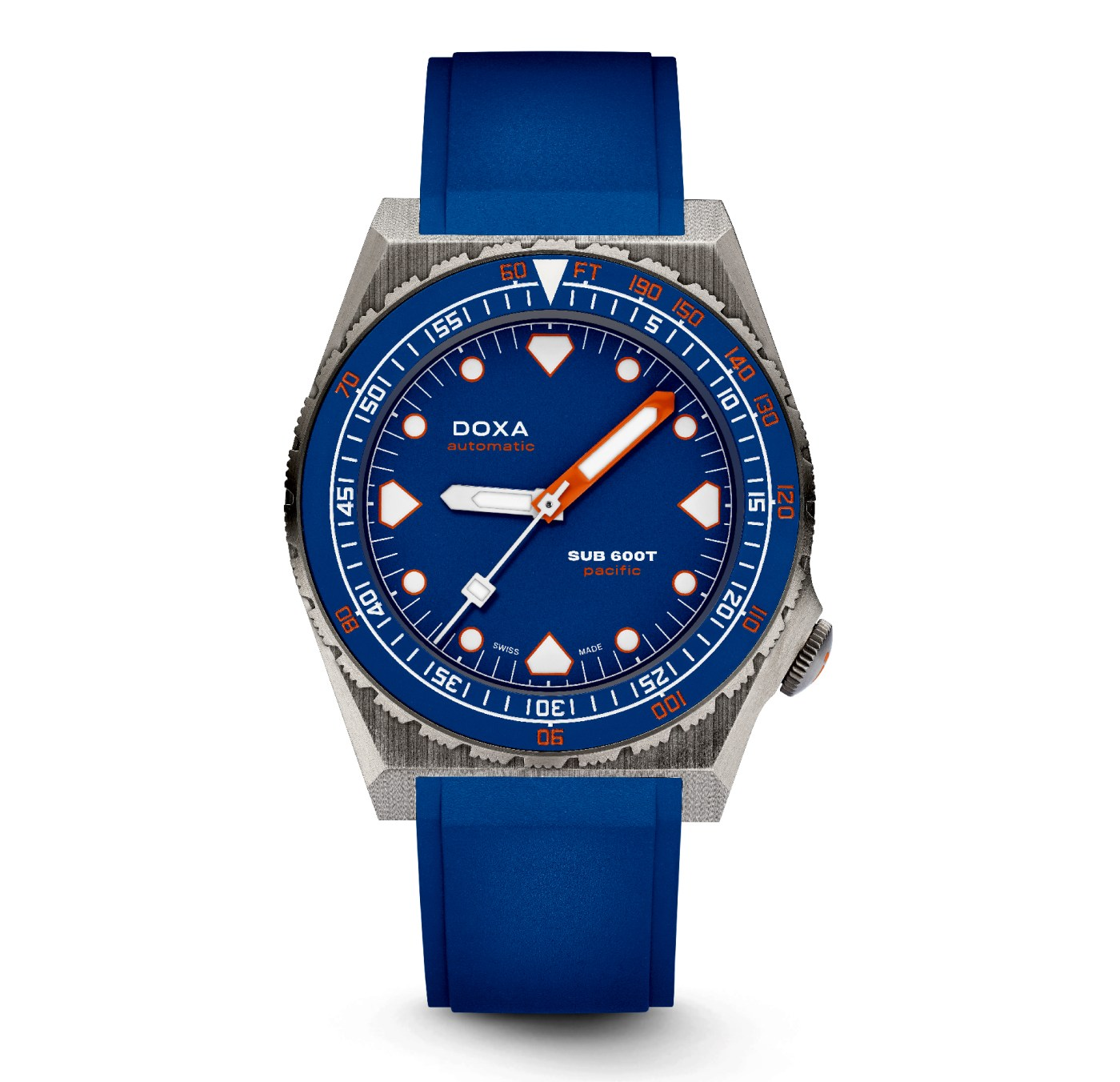"""Doxa SUB 600T """"Pacific"""" Limited Edition"""