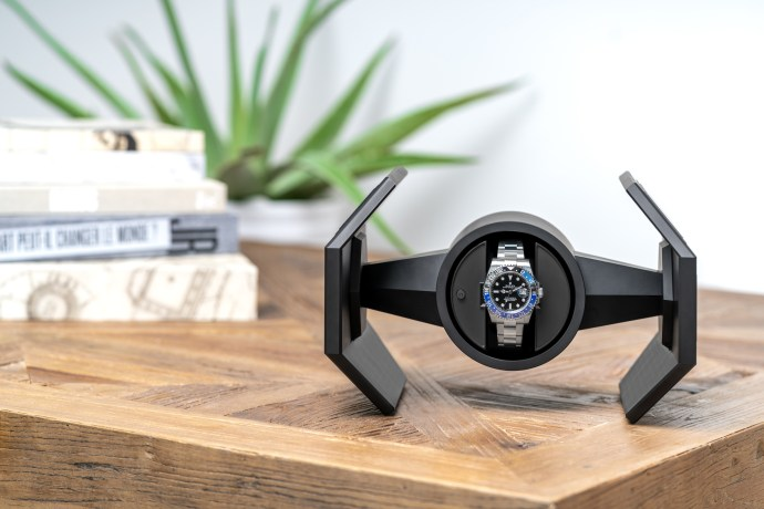 Kross Studio TIE Advanced x1 Watch Winder with Rolex GMT Batman