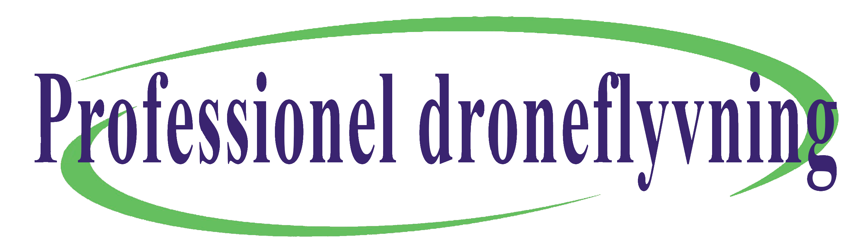 Professionel droneflyvning