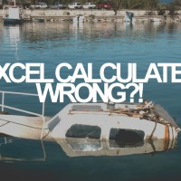 Wrong Calculations - Why Does Excel Show a Wrong Result?