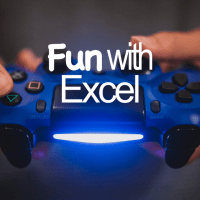 Fun in Excel: 5 Ways of Fun with Spreadsheets