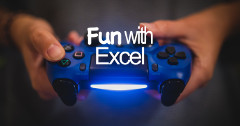 excel, fun, game, games, happy, spreadsheets