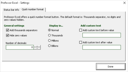 favorite, number, format, excel, save