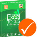 Included in Professor Excel Tools