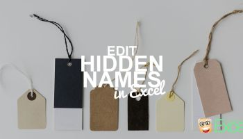 Named Ranges in Excel: See and Edit Hidden Names