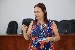 Seminário da Previdência, em Carlinda. Foto: Carlos Maranhão