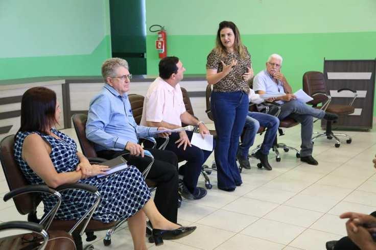 Visita a Nova Monte Verde/Foto Carlos Maranhão