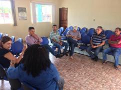 Reunião em Acorizal