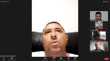 Vereador Flávio Rupiado
