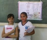 Joice e Beatriz