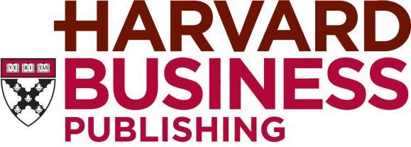 Harvard Business Publishing