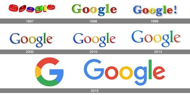 Google-Brand-Evolution