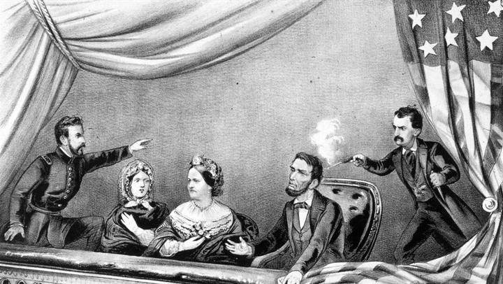 Dr Samuel Mudd Amp John Wilkes Booth Professor Buzzkill