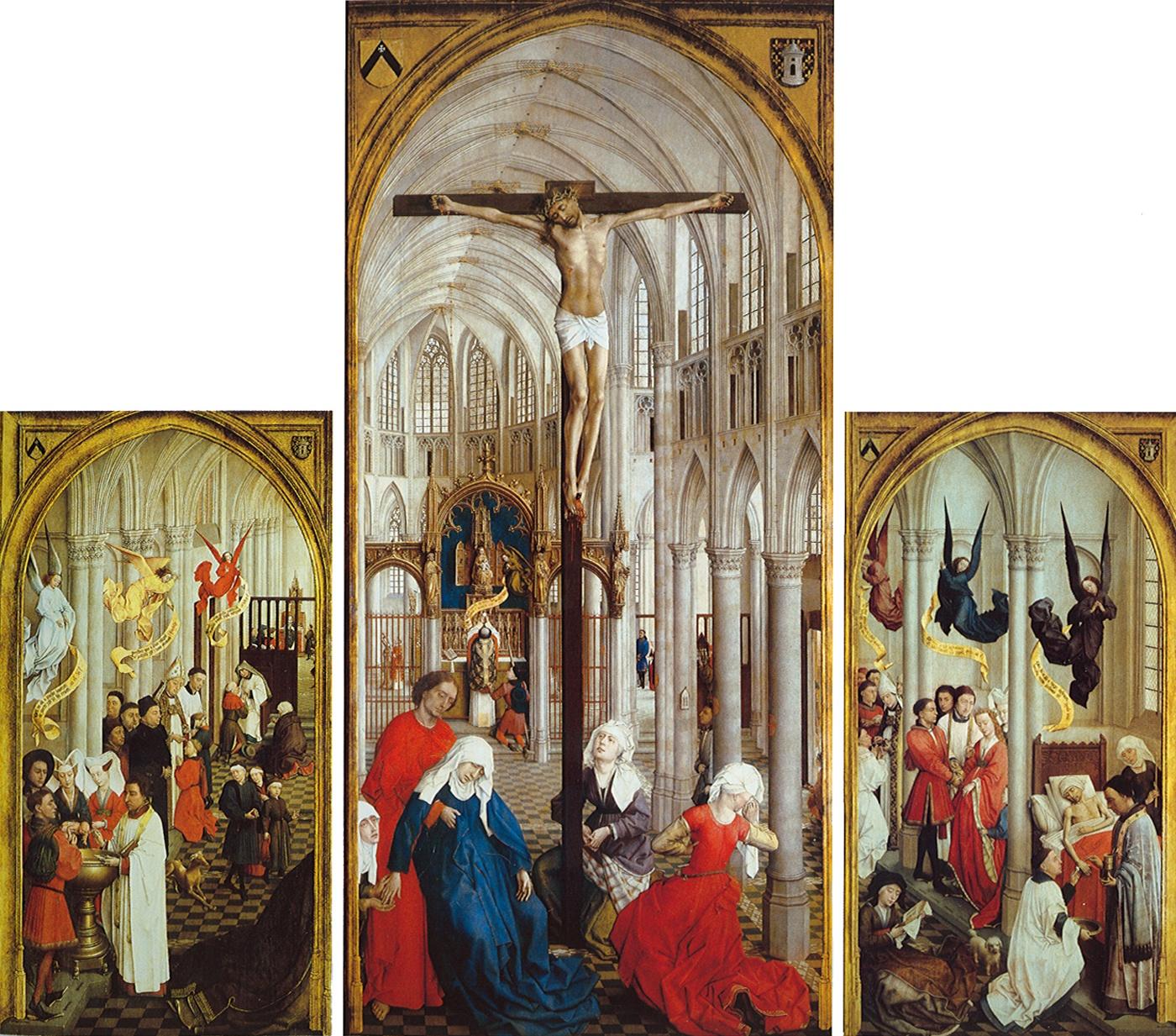 Sacraments The Catholic Spiritual Life
