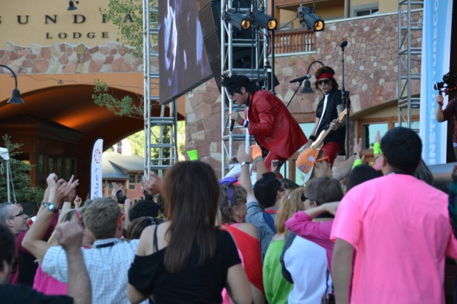 INSTCON 80's Band
