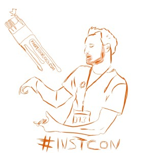 Mark Suman at INSTCON