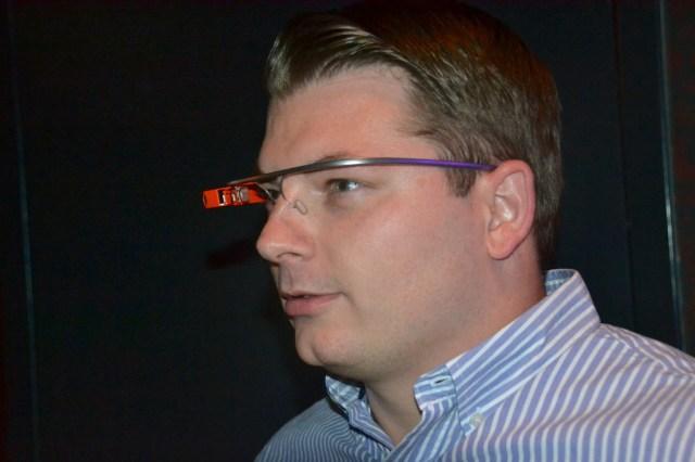 Dan McGaw TriNet Google Glass