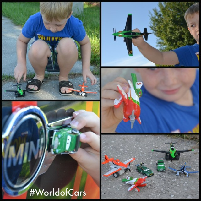 New Diseny Planes Toys #WorldofCars #shop
