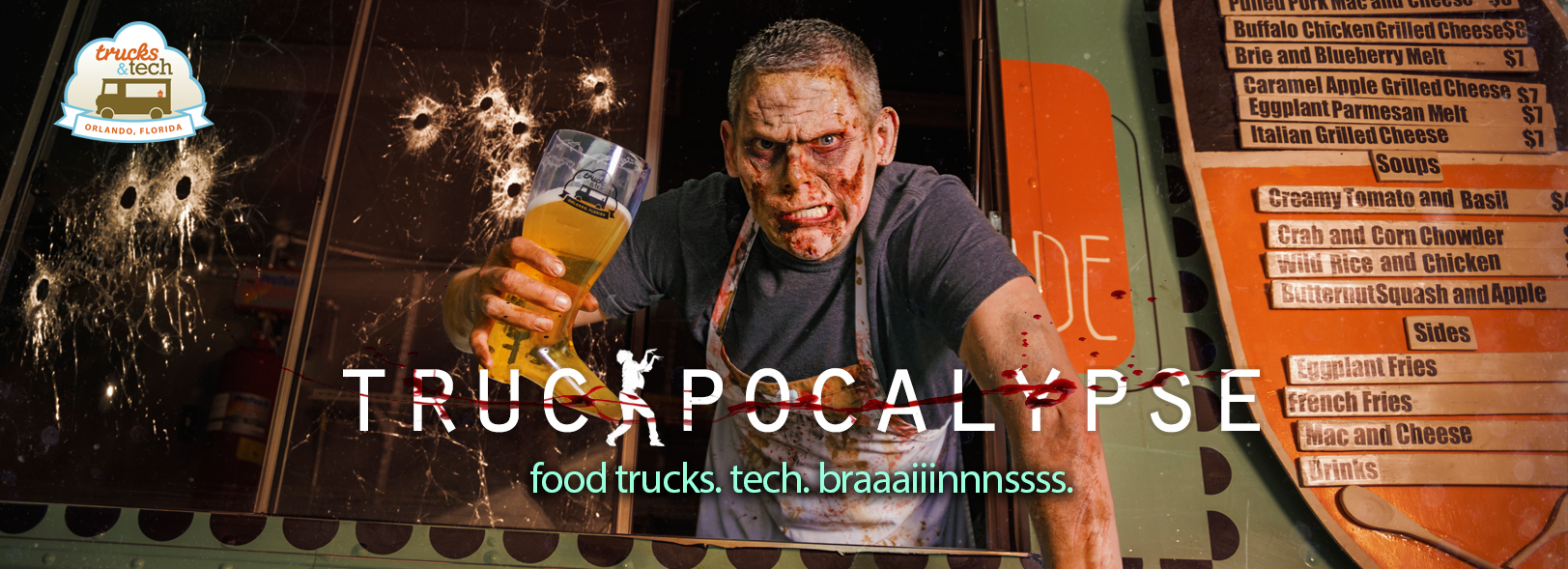 The Return of Trucks and Tech Orlando – Truckpocalypse