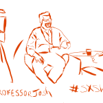 @ProfessorJosh Sketch from SXSWedu 2013
