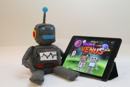 The First TROBO Behind The Scenes Of Creating A STEM Toy