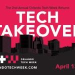 Orlando Tech Week in April 2015
