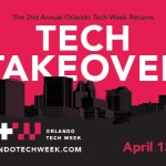Orlando Tech Week in April 2015