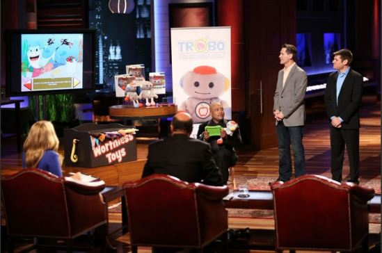 Trobo on Shark Tank