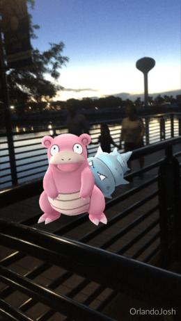 SlowBro Pokemon Go