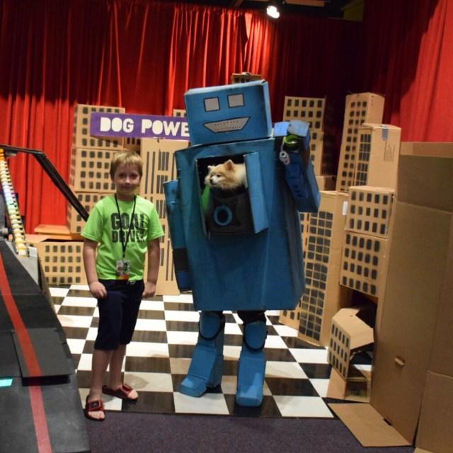 Maker Faire Orlando Robot