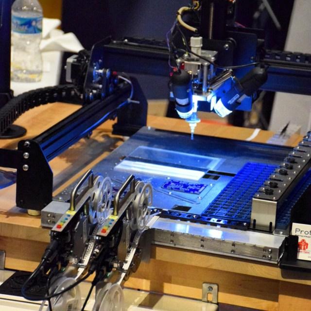 Maker Faire Orlando Laser