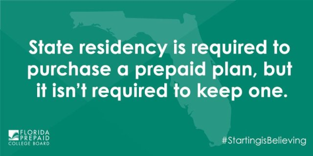 Florida Prepaid Not Restricted - Florida Prepaid Infographic