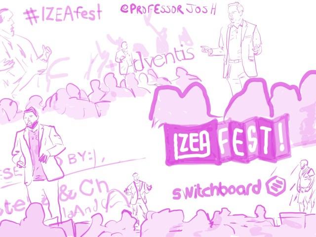 IZEAfest 2017 Sketch Saturday Morning