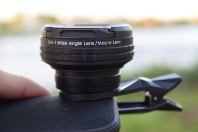Aukey Wide Angle Macro Lens