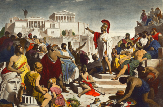 Contemporary Analysis of Thucydides' History of the Peloponnesian War