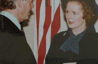 Margaret Thatcher on Jimmy Carter, Middle East, Industrial Maliase