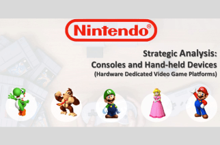 Nintendo Business Strategy Analysis for 2017 and Beyond