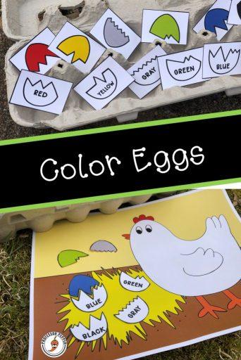 color eggs download