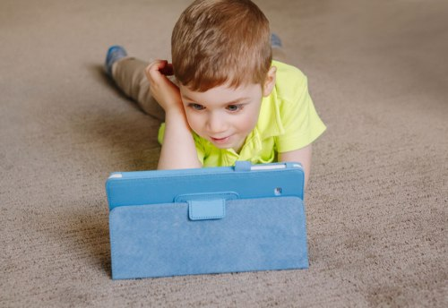 Immersion Learning Games for Kids