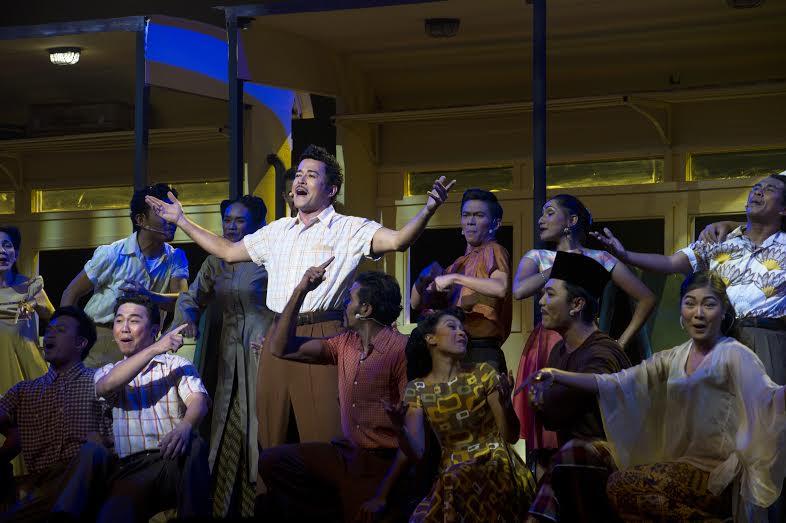 P.Ramlee The Musical 2015 2