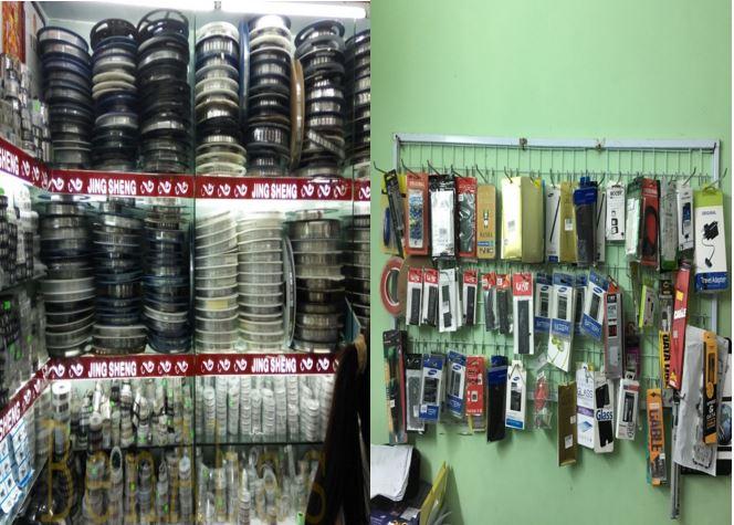 Kedai Repair Board Handphone Murah di KL
